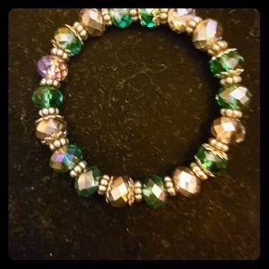 Jewelry - Glass bead bracelet